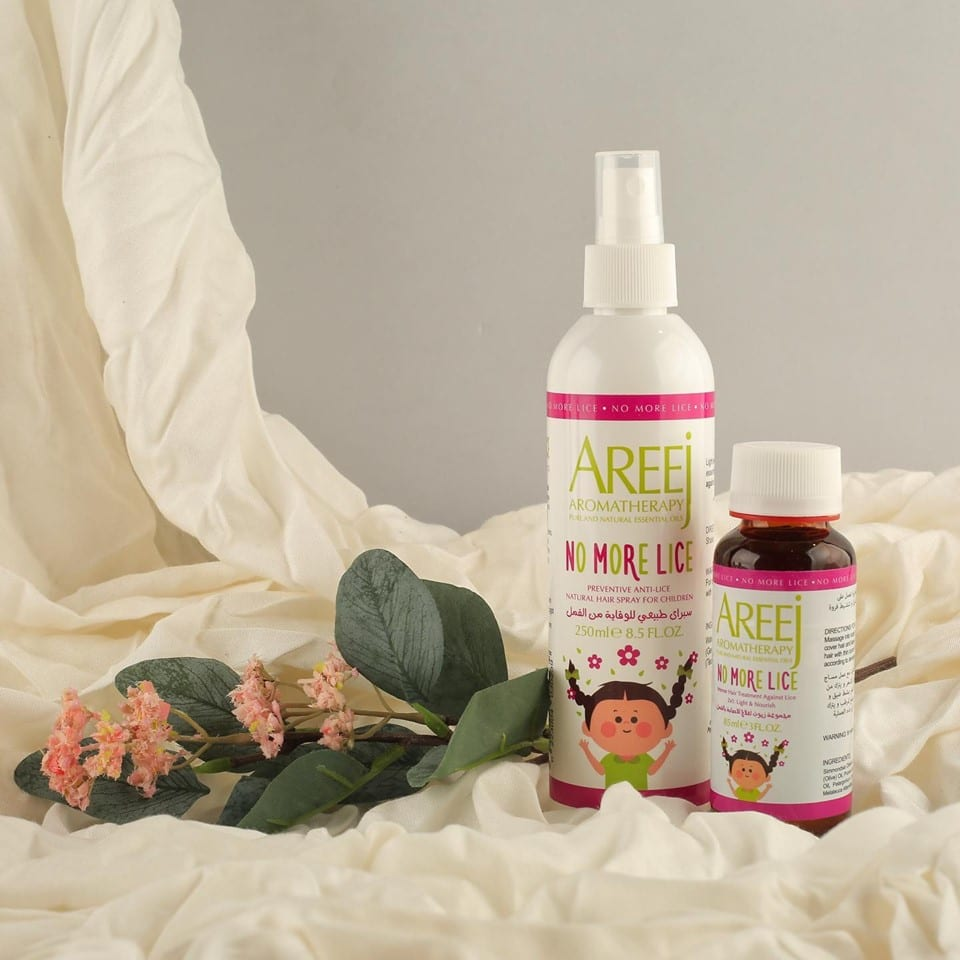 Areej Anti lice & Insect Repellant - Egyptian Brands for Moms