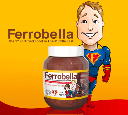 Ferrobella - Egyptian Brands for Moms