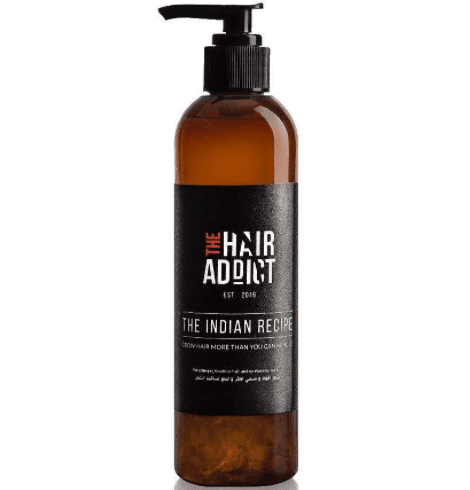 The Indian Recipe by The Hair Addicts - Egyptian Brands for Moms