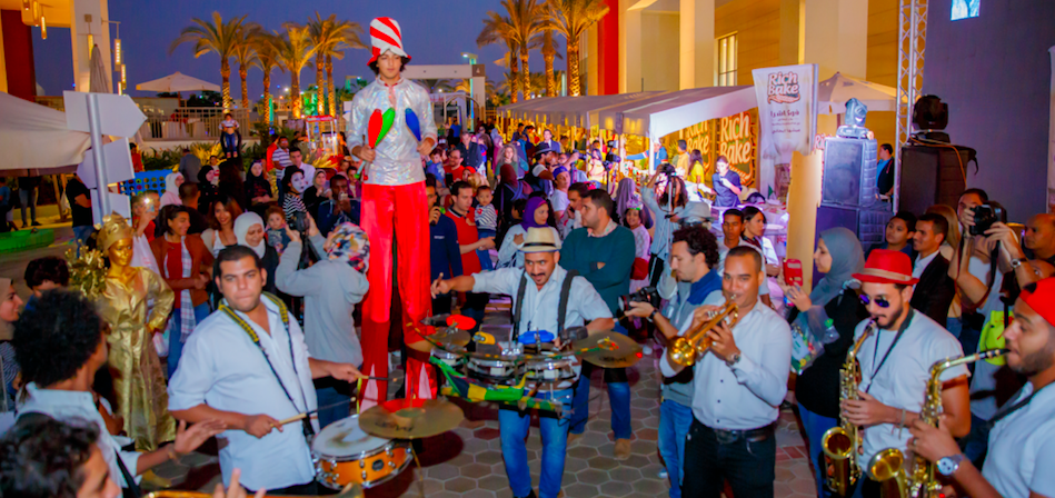 The Rahet Bally Experience - moms event - child event